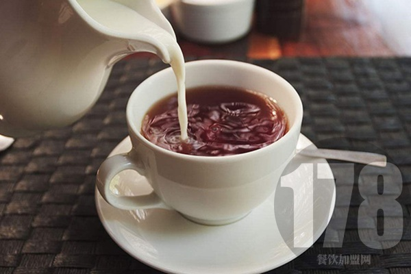 长沙茶颜悦色奶茶