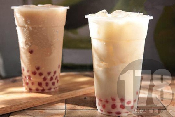 杭州凑凑奶茶