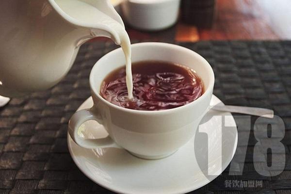 慢茶饮加盟