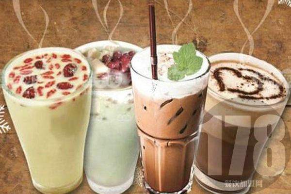 奶茶店加盟一般多少钱?只需要几万元就可以