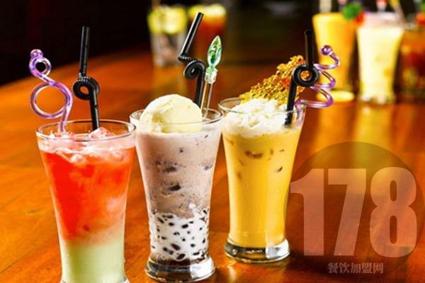 世界茶饮菜单