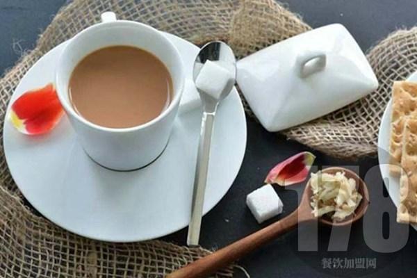 偶可茶饮奶茶