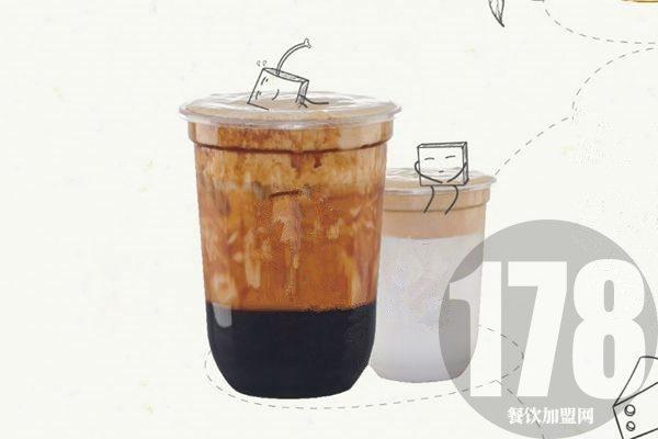 大口九奶茶加盟费