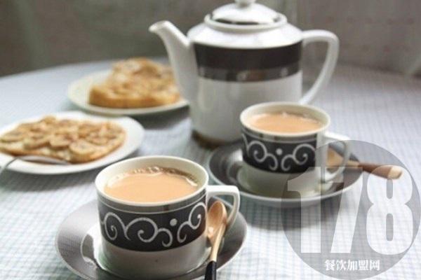 阿萨姆奶茶配料