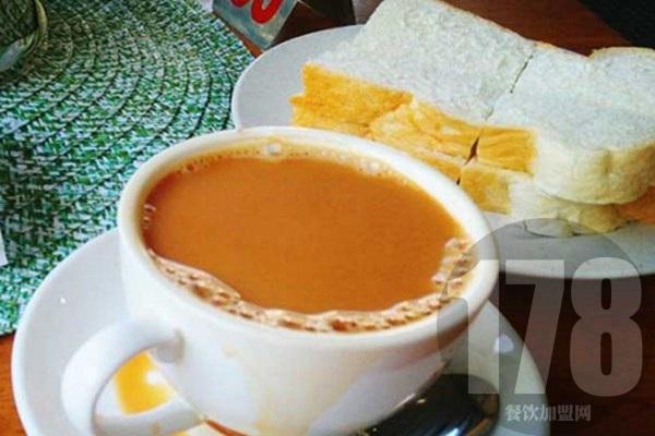 黑泷堂奶茶