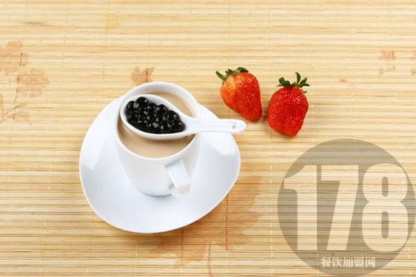 潮盖奶茶加盟如何