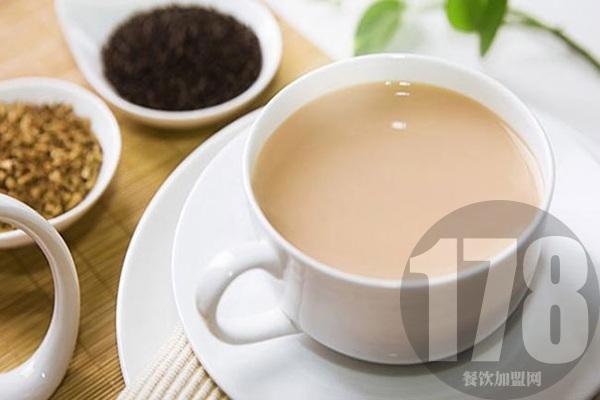 茶里茶外加盟可靠吗