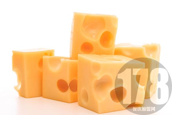 田甜奶酪加盟