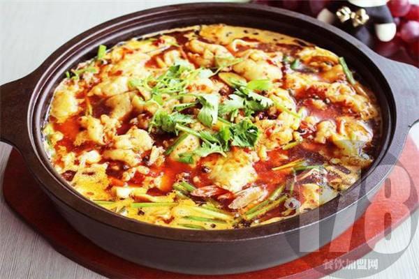簋鱼锅啵啵鱼加盟