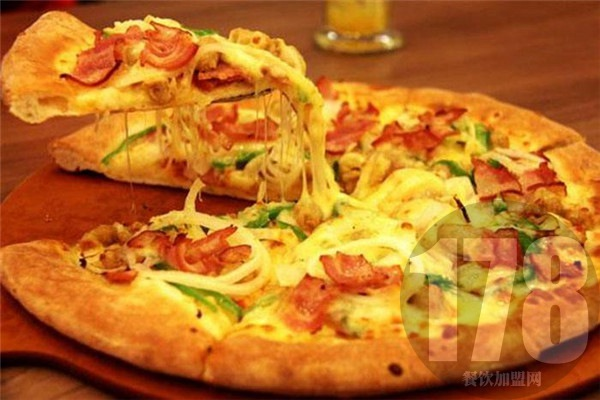菲兹披萨加盟费多少