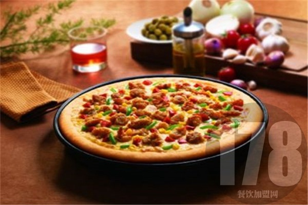 麦瑞克披萨加盟多少钱