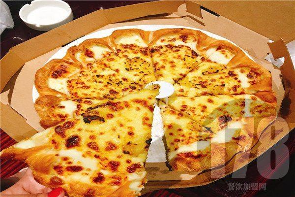 萨莉亚披萨店加盟