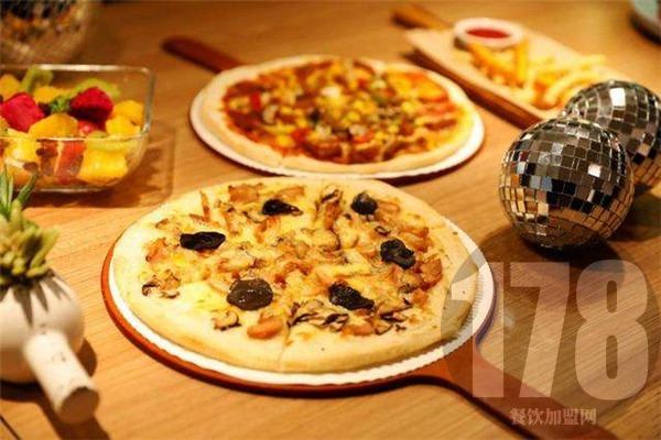 爱八寸披萨
