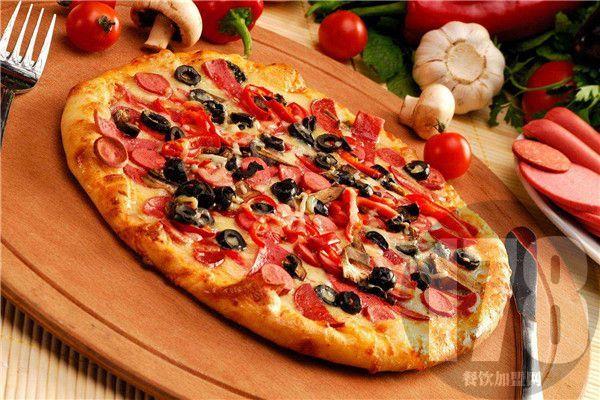 披疯披萨加盟费