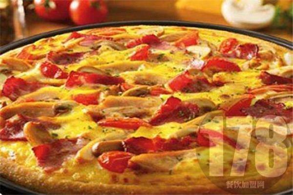 披疯披萨加盟费大概多少钱