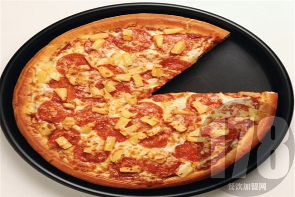 米斯特披萨菜单