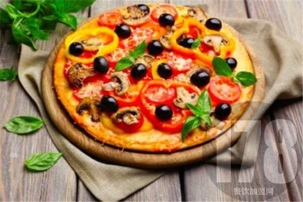 小矮牛披萨