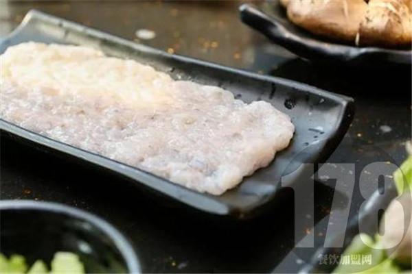 巧胶东手打虾滑小吃餐饮