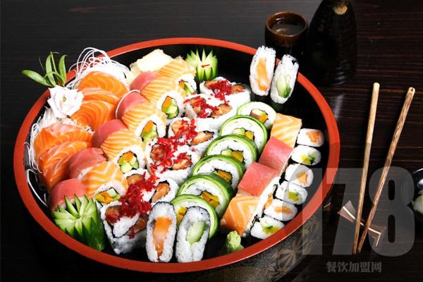 n多寿司加盟费