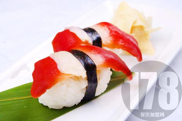 """嘿店寿司加盟:让你更好的搭上""""财富""""快车"""