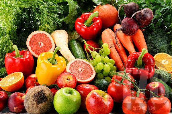 鲜丰水果加盟