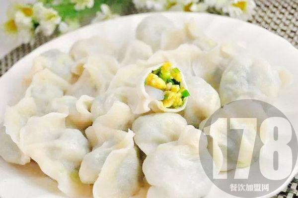 水饺店加盟店排行榜