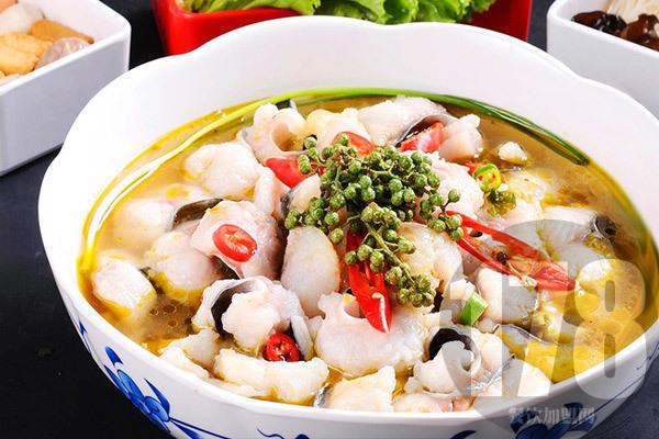 广州昌岗大家乐酸菜鱼