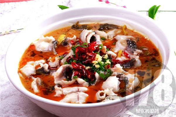 加盟严厨老坛酸菜鱼