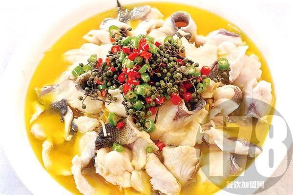 酸囧酸菜鱼能不能加盟