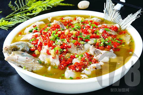 渝哚哚酸菜鱼加盟店