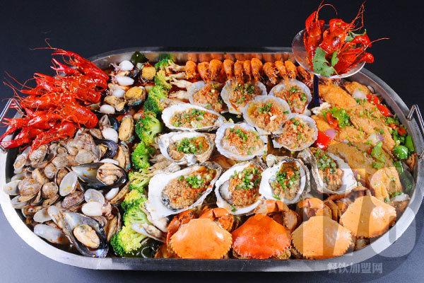 铁锹手抓海鲜主题餐厅