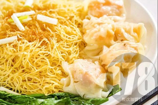 东东云吞面加盟店:为你打造出四季两相宜营养美食