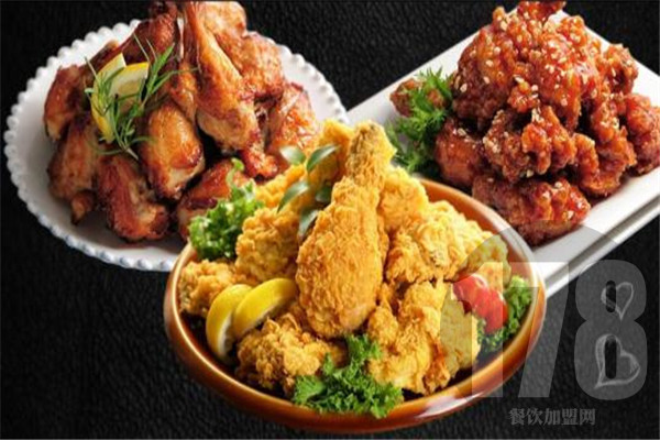 吉健炸鸡加盟店