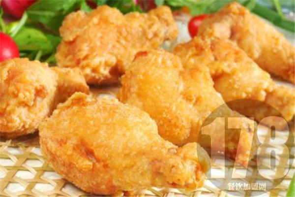 吉健炸鸡加盟多少钱