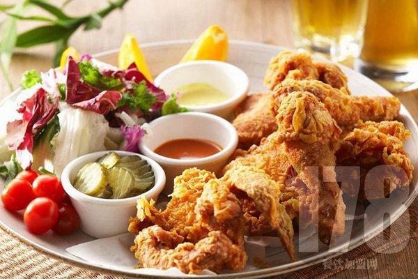美鸡乐奇韩式炸鸡