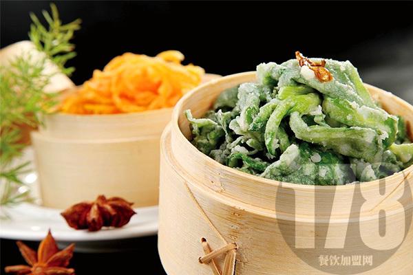 蒸美味中式快餐加盟